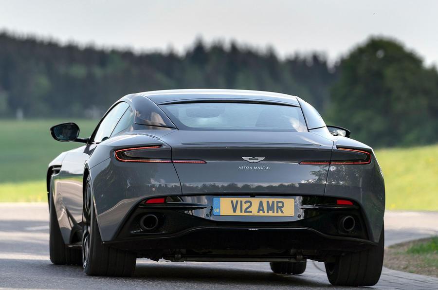Aston Martin Db11 Amr 2018 Review Autocar