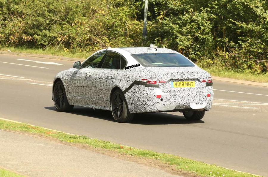 2020 Jaguar XF Restyling 6