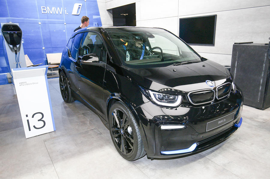 Updated BMW i3 gets longer range | Autocar