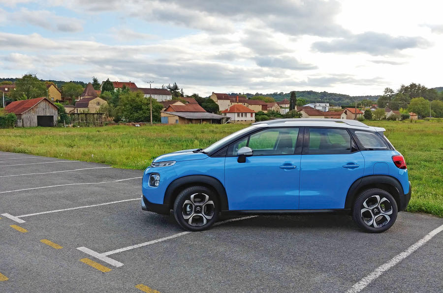 Citroen C3 Aircross long-term review - French village