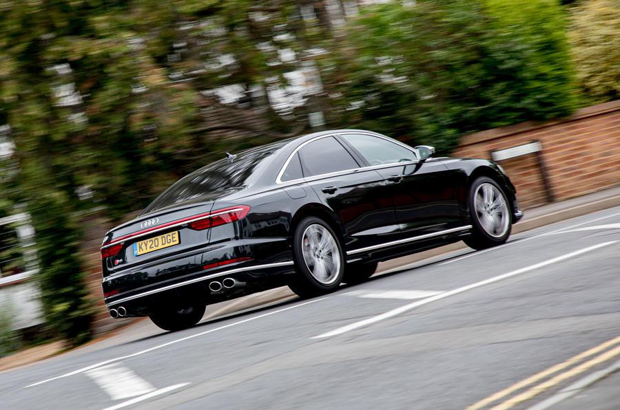 audi s8 2020 uk review | autocar