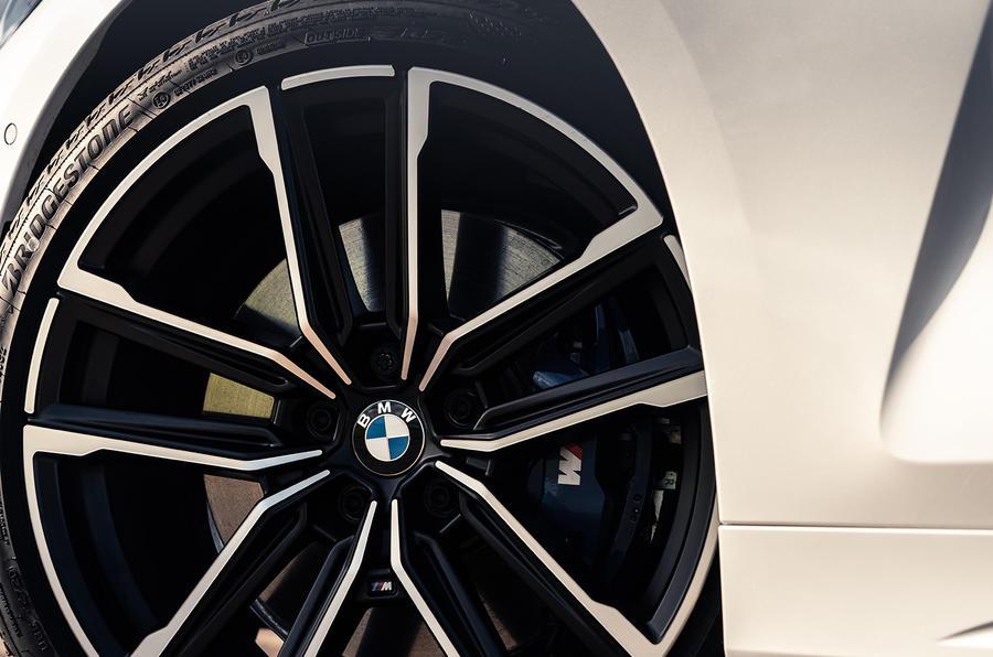 BMW Série 4 420d 2020 : premier bilan de conduite au Royaume-Uni - roues en alliage