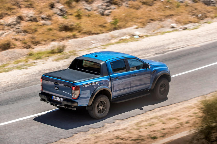 Ford Ranger Raptor 2019 review | Autocar