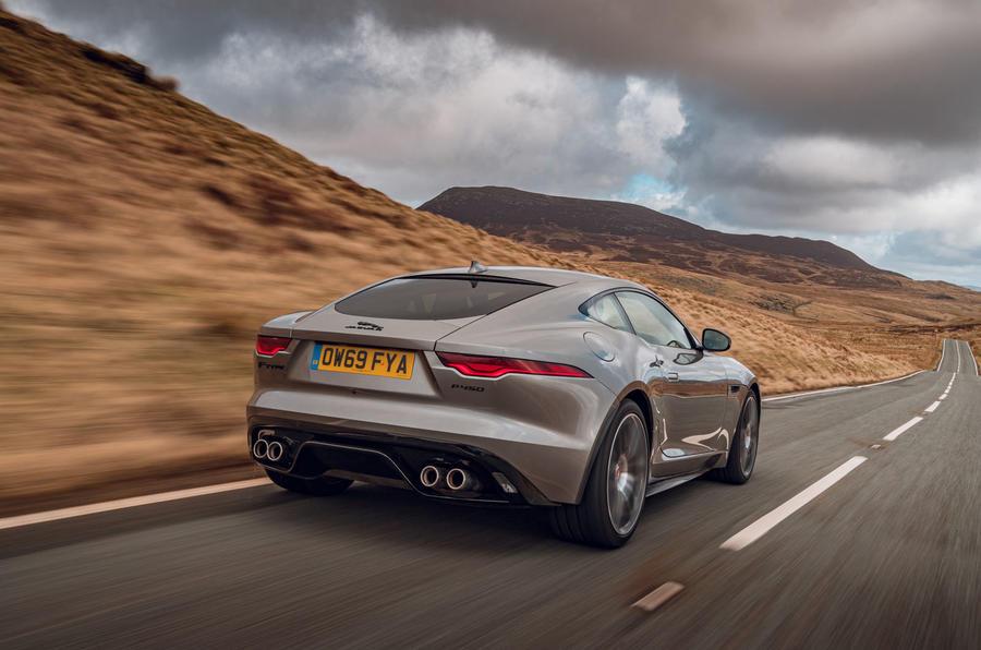 Jaguar F-Type R P575 AWD 2020 UK review | Autocar