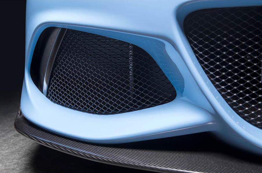 Lotus Exige Sport 410 2018 review front aero