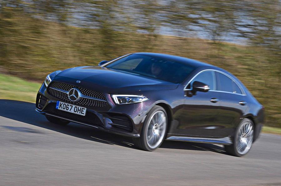 Top 10 grand tourers – Mercedes-Benz CLS