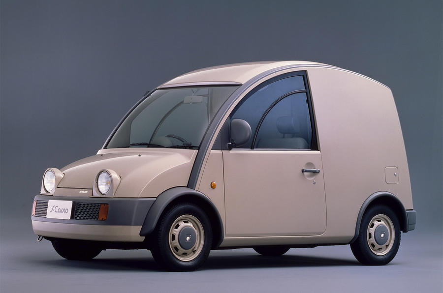 Nissan S-Cargo - front