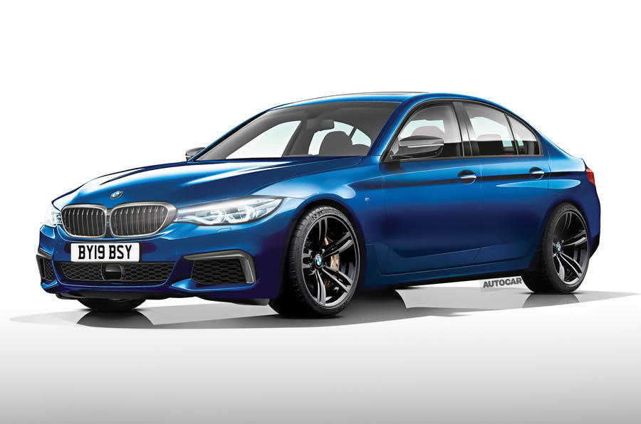 New 2019 BMW 3 Series previewed ahead of official reveal ...