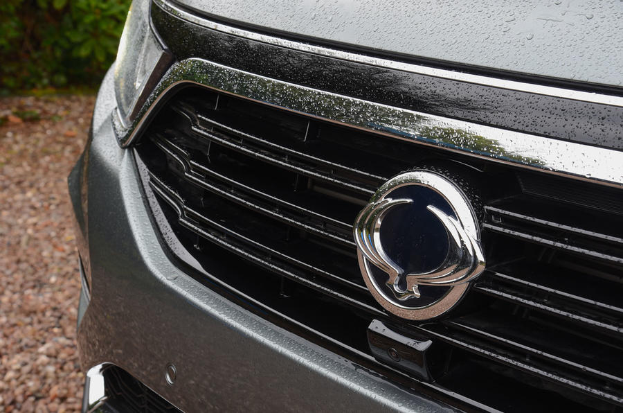 Ssangyong Rexton longterm review badge