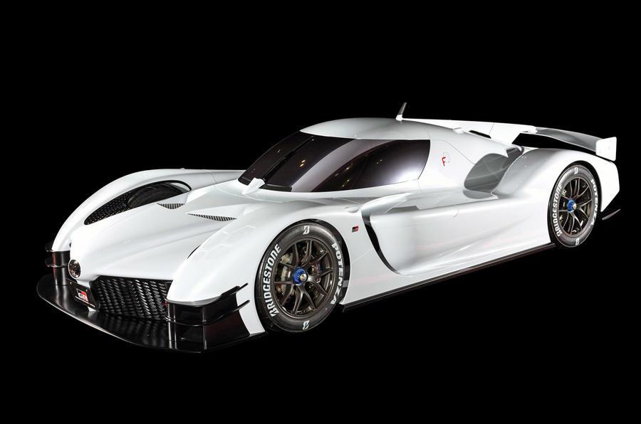 Toyota GR Super Sport - static front
