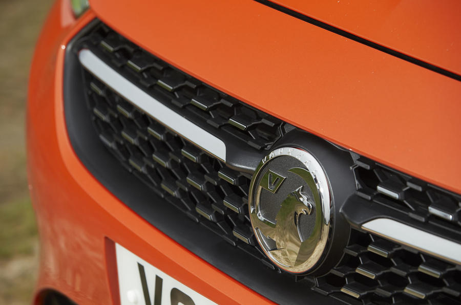 Vauxhall Corsa-e 2020 UK first drive review - nose