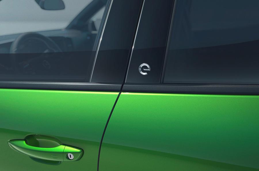 Vauxhall Mokka - static side