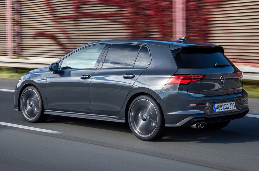 Volkswagen Golf GTD 2020 : premier bilan de conduite - le héros à l'arrière
