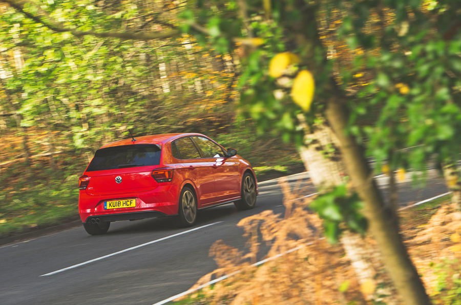 Volkswagen Polo GTI 2018 long-term review - hero rear
