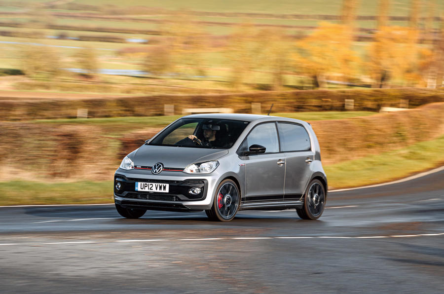 Volkswagen Up GTI 2020 - hero front