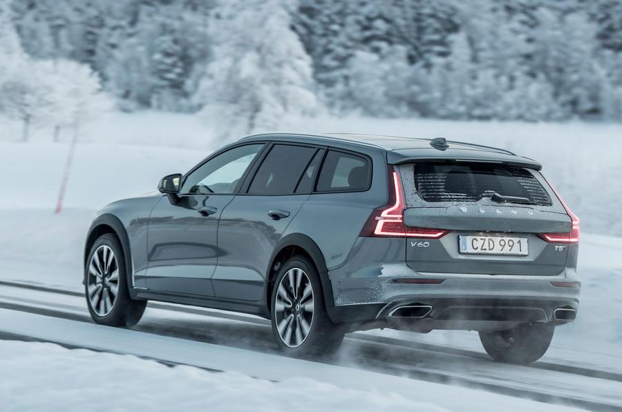 Volvo V60 Cross Country 2019 Review Autocar