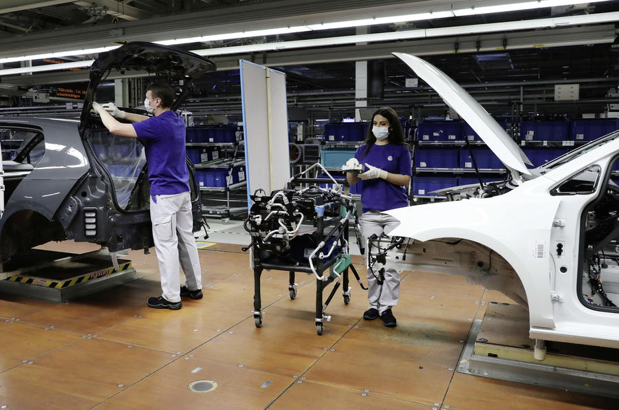 VW Group factory