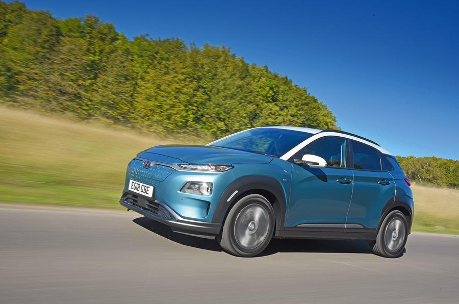 hyundai Kona Electric 2018 road test review