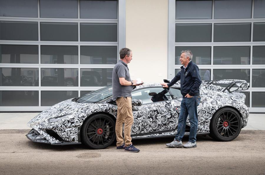 Lamborghini Huracan STO 2020 : premier bilan de conduite - interview
