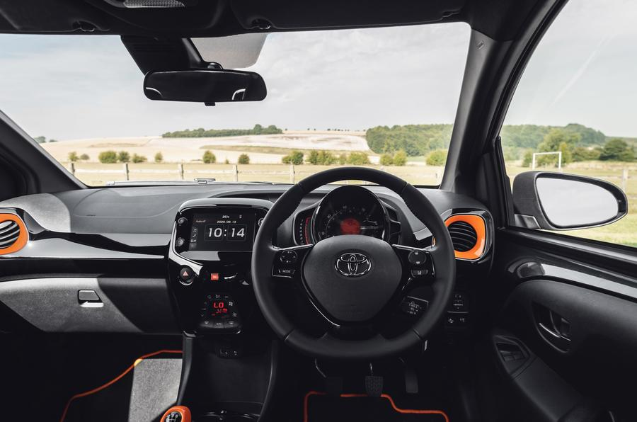 Toyota Aygo JBL Edition