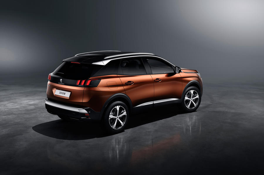 peugeot 3008 plug in hybrid to lead brand 39 s electric push. Black Bedroom Furniture Sets. Home Design Ideas