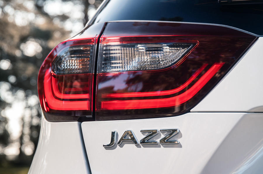2020 Honda Jazz review - badge