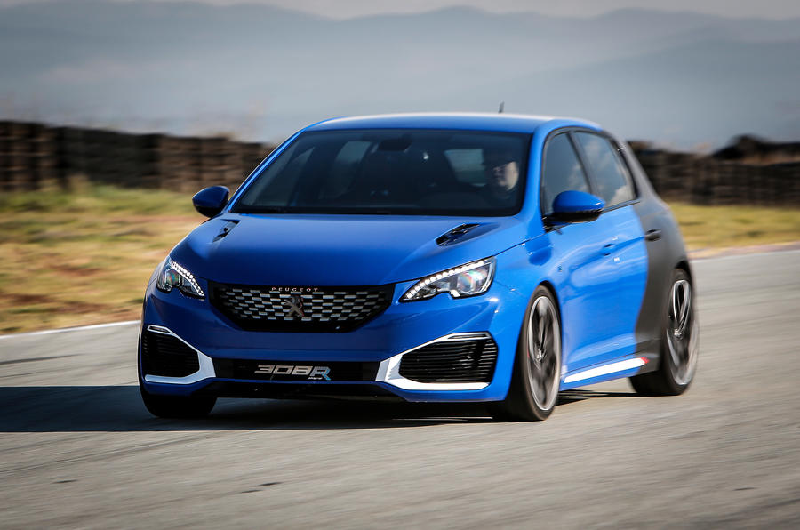 Peugeot 308 R Hybrid review review | Autocar Volkswagen Golf Gti Interior