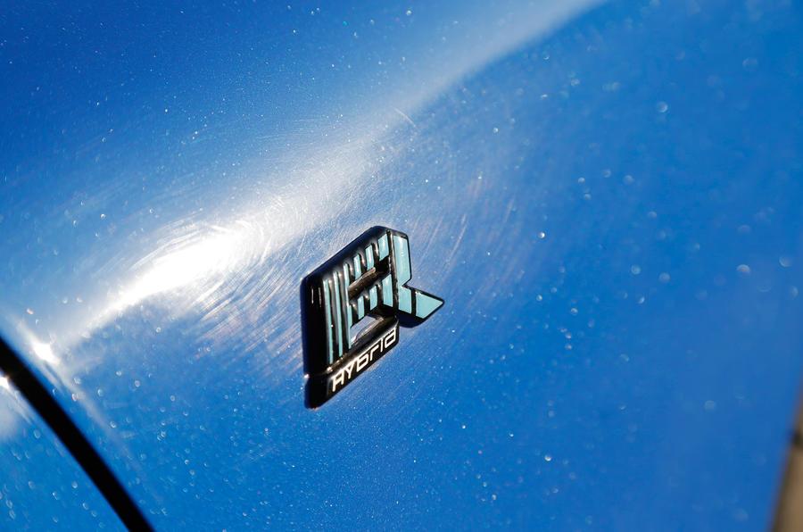Peugeot 308 R badging