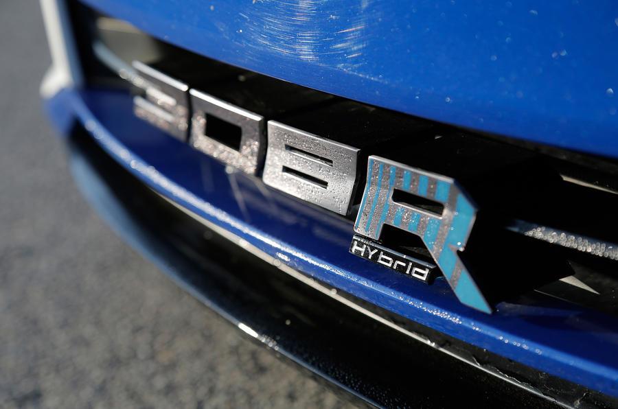 Peugeot 308 R decals