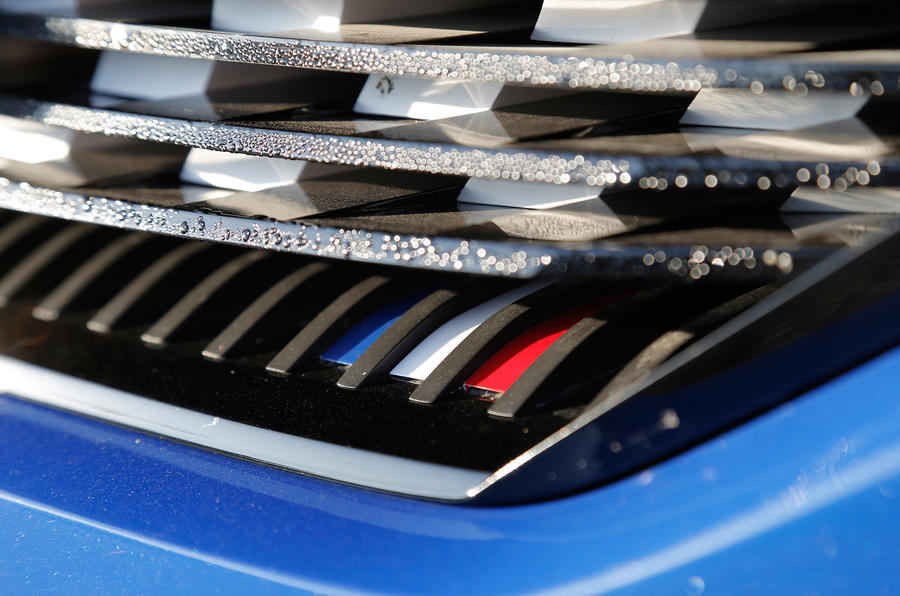 Peugeot Sport colours
