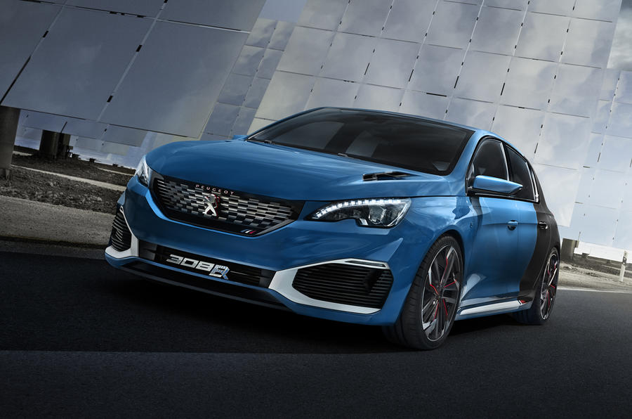 493bhp Peugeot 308 R Hybrid Could Make Production