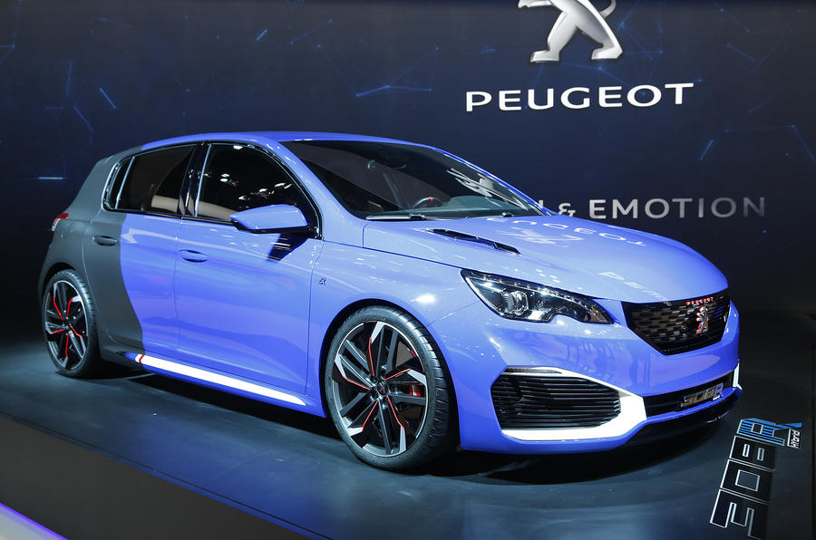 493bhp Peugeot 308 R Hybrid Could Make Production Autocar