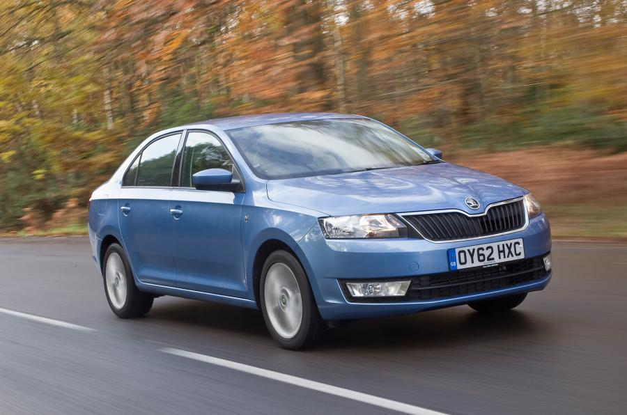 Skoda Rapid winners losers