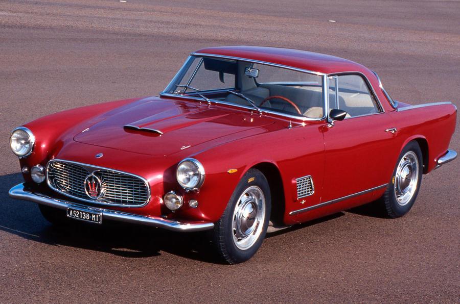 Maserati 3500GT - static front