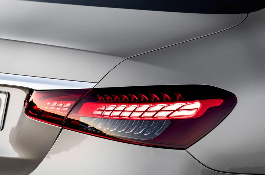Mercedes-Benz E-Class 2020 - stationary rear