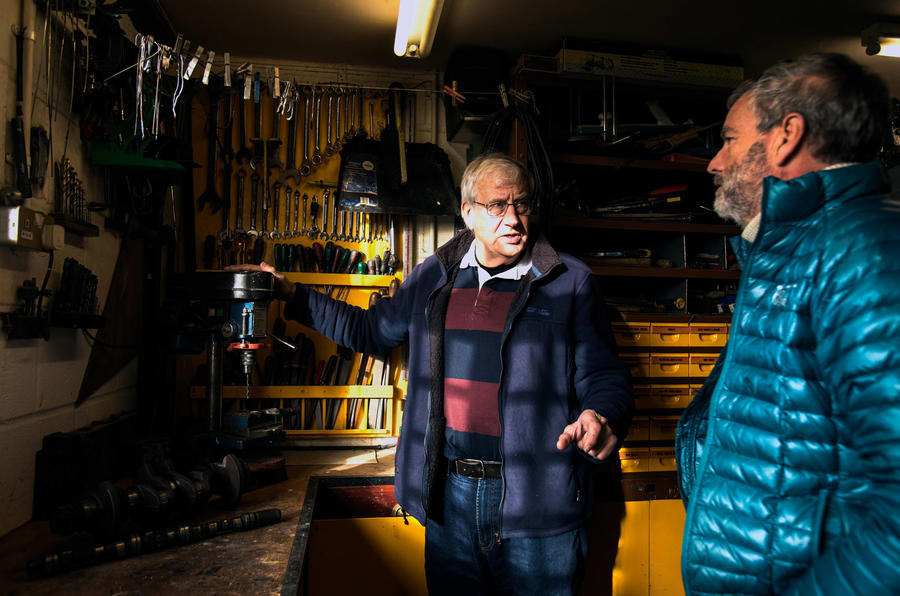 John Nash and Colin Goodwin