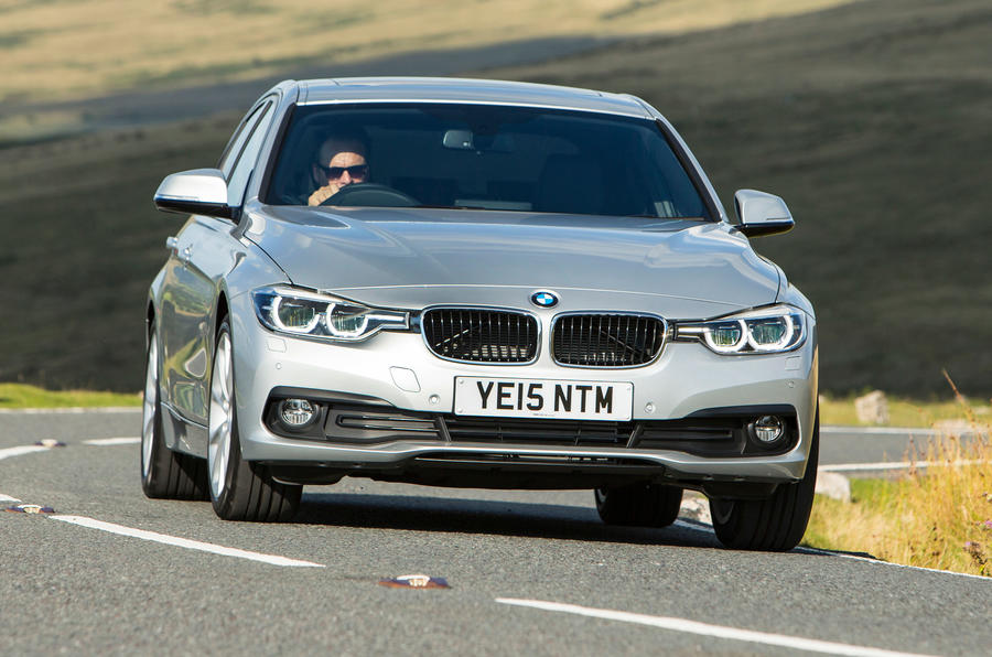 BMW Series I Sport Review Autocar - Bmw 3 sport