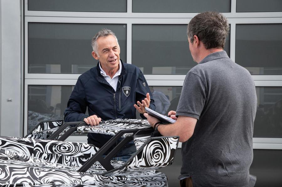 Lamborghini Huracan STO 2020 first drive review - talking