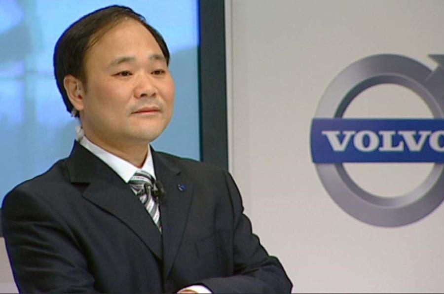 Li Shifu - Geely chairman