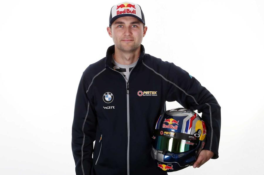 BTCC star Andrew Jordan joins WSR from 2017