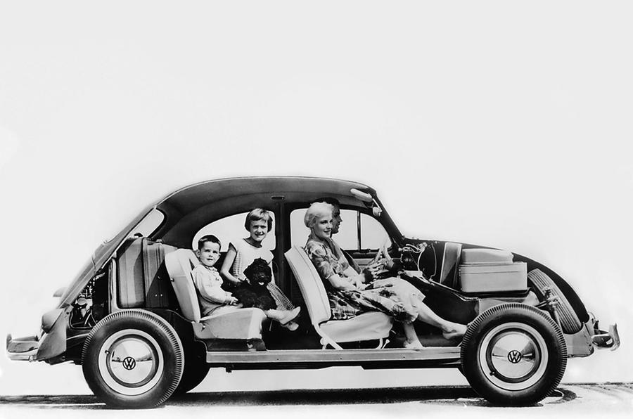 Volkswagen Type 1 - static side