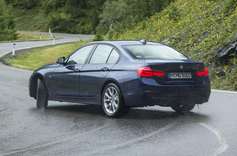 2015 bmw 3 series 340i automatic review review autocar. Black Bedroom Furniture Sets. Home Design Ideas