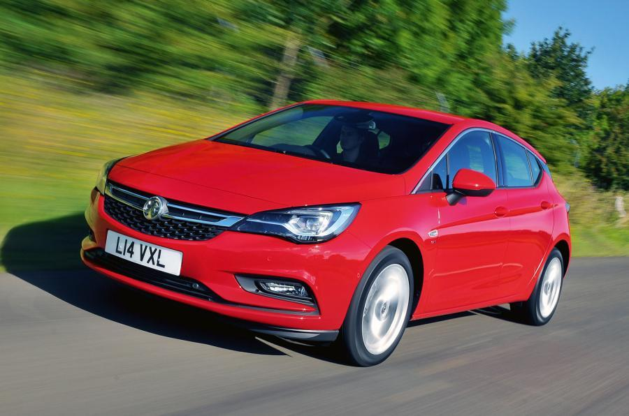 Vauxhall Astra winners losers