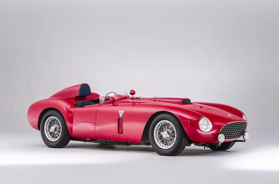 Ferrari 375-Plus Spider Competizione