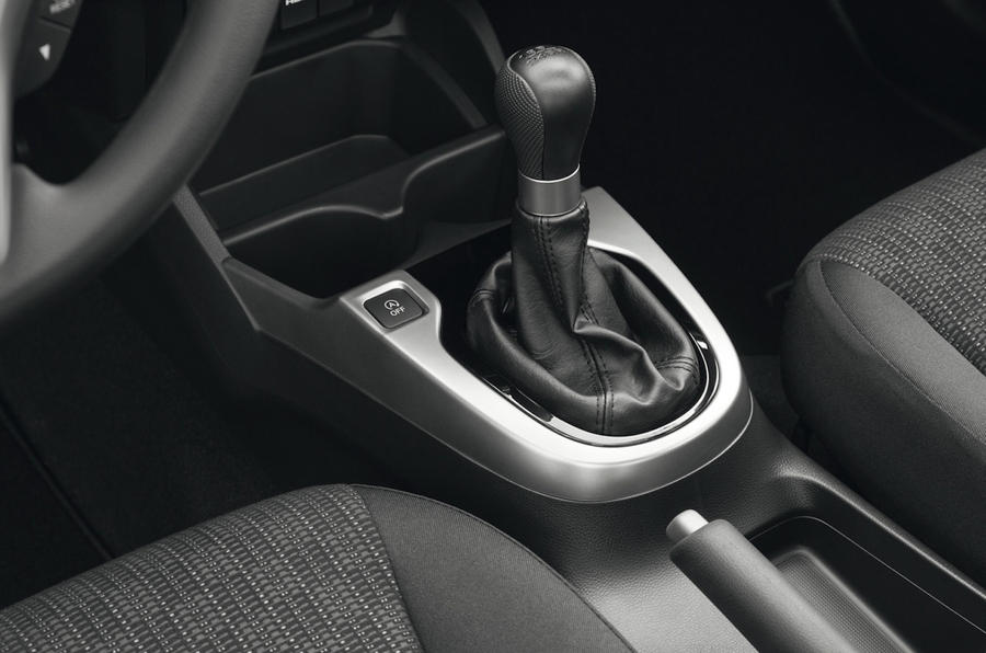 Honda Jazz manual gearbox
