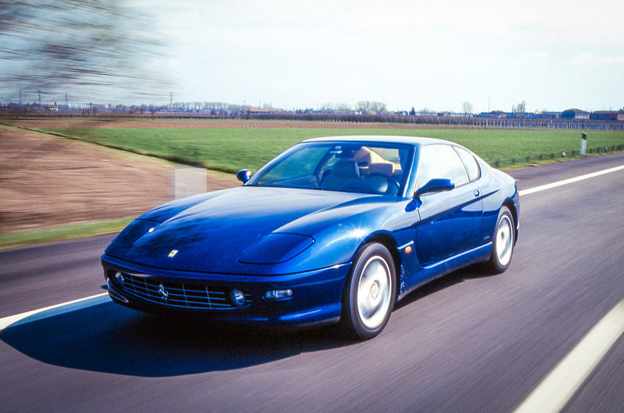Ferrari 456GT - front