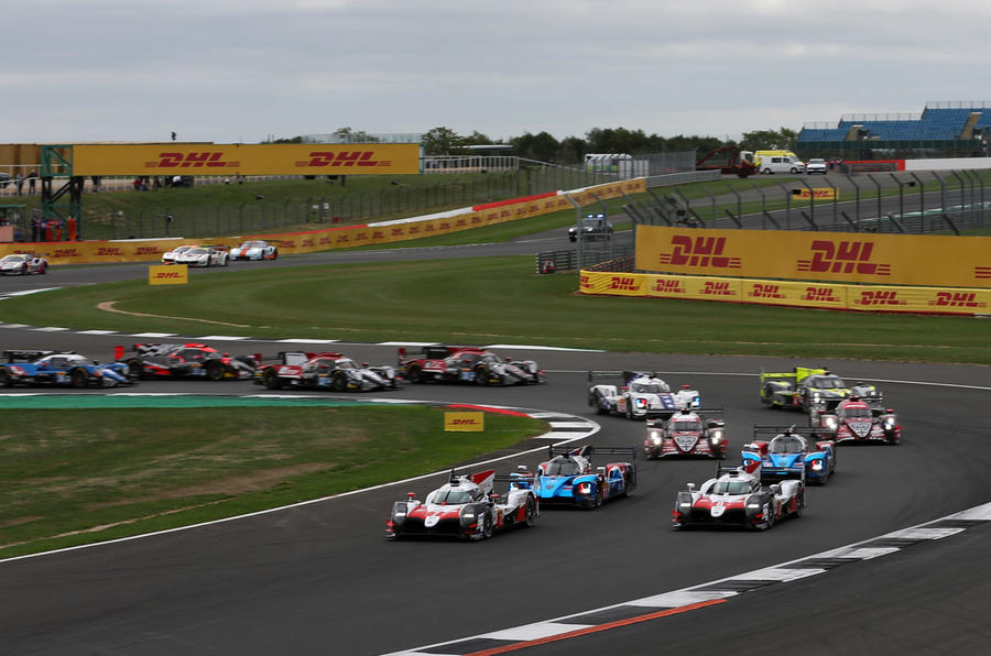 WEC six hours of Silverstone