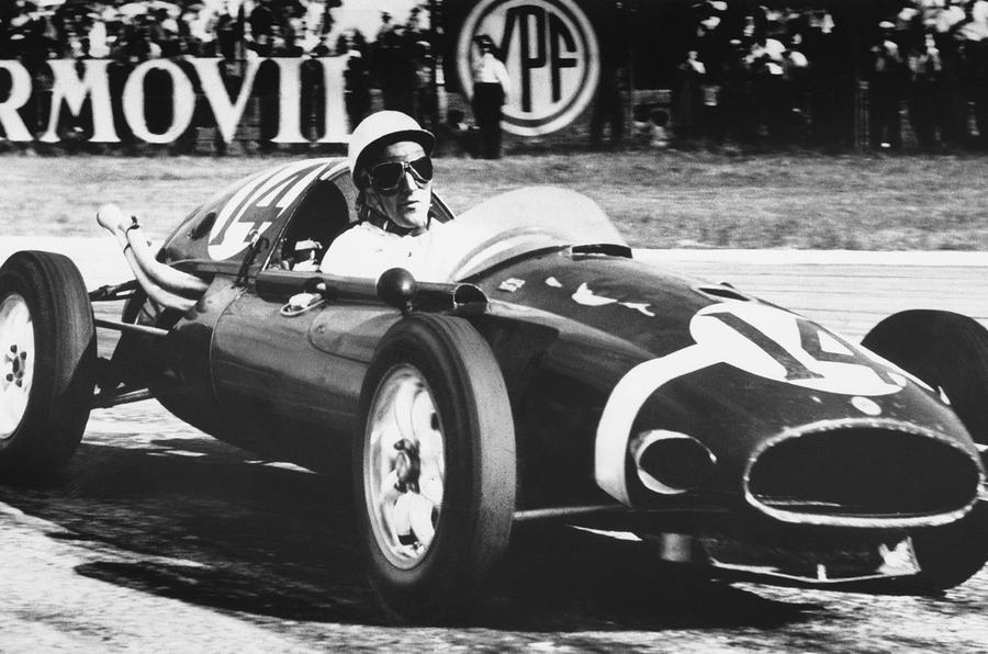 Stirling Moss: 1958 Argentine GP