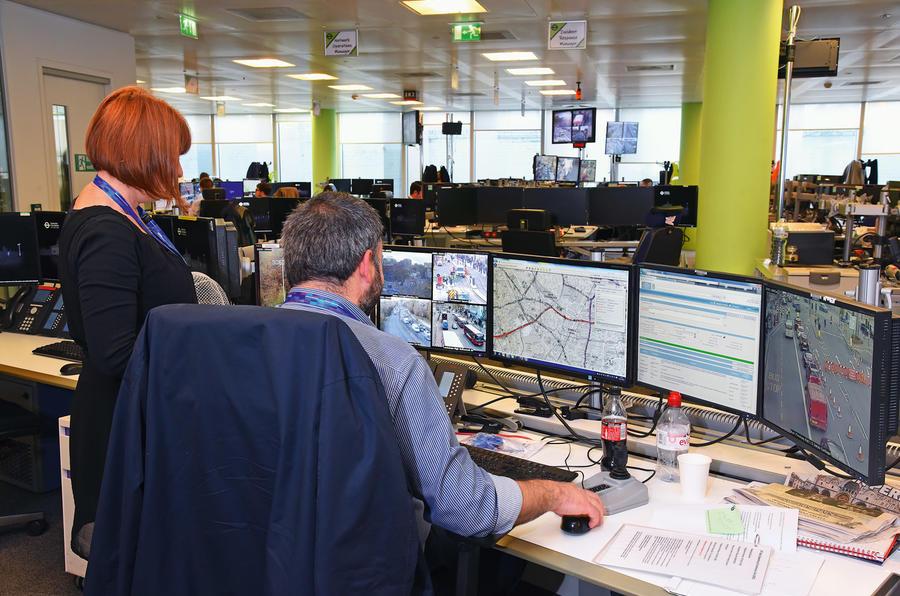 Transport for London 2019 - worker