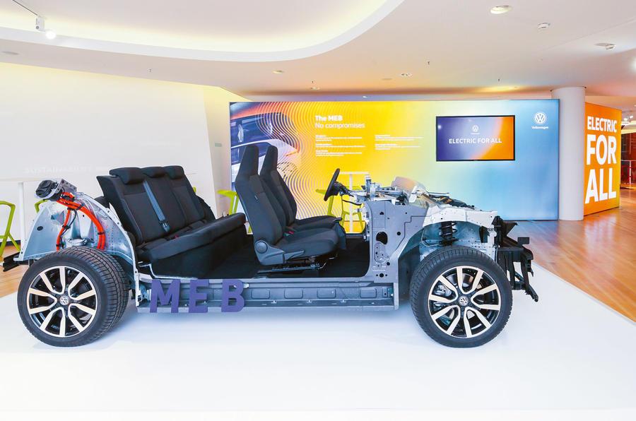 Volkswagen MEB EV platform